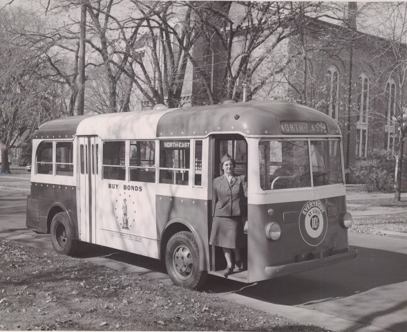 Beloit Transit System History Interurban Buses Transportation Wisconsin (4) (Small)
