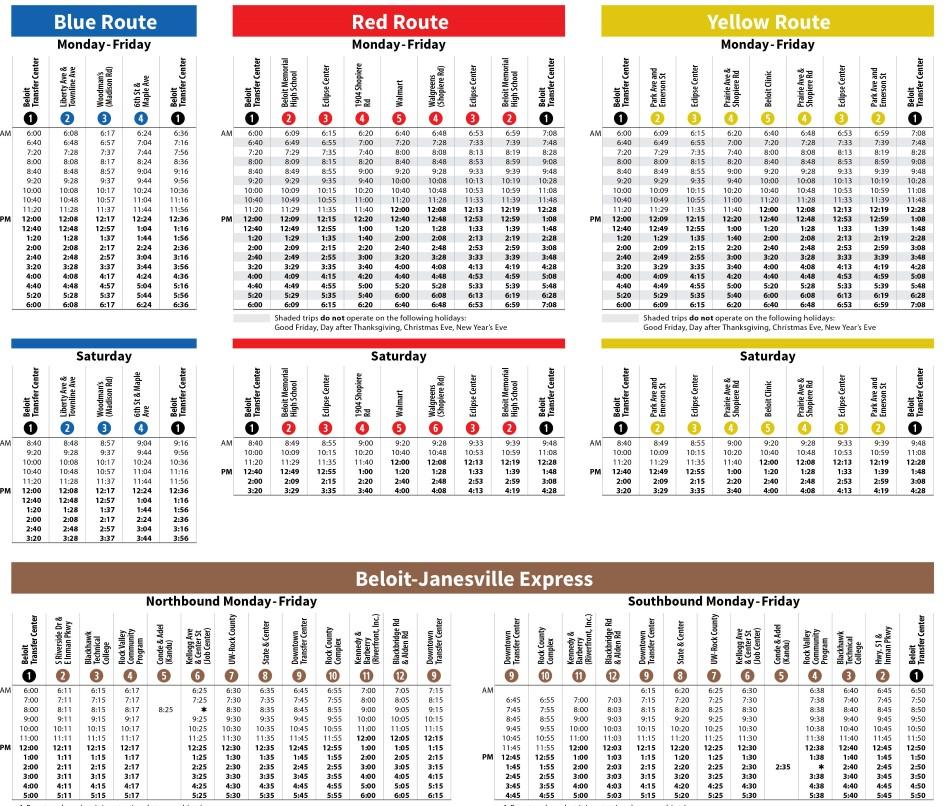 bts-schedule-custom